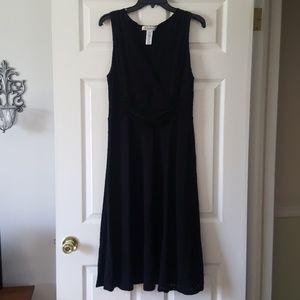 Nine West Black Lace Formal/Evening Dress Sz Lg